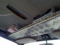 ジムニーJA11用ルーフ ラックボード アルミ縞板