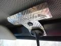 アルミ縞板製・LEDアルミルームランプ