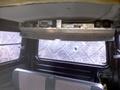 ジムニー用アルミ ルーフ ラック ボックス JA11 リア用