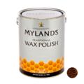 Mylands Wax 5L  ダークオーク     ワックス