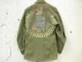 1950 年代 U.S. AIR FORCE TYPE M-51 フィールドジャケット(バックペイント)