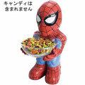 スパイダーマン キャンディースタンド 飴、お菓子入れ」