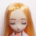 [からすねこ] オビツ11 金髪半眼少女