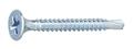 ドリルアンドドライブ ラッパ頭 サイズ 3.5×48(400本入り)