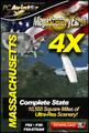 Download MegaSceneryEarth 4X Massachusetts(FSX)