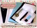 【材料セット】アリスのエプロンドレス型紙専用【DS】