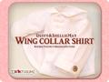 【DS】ウィングカラーシャツ型紙