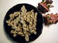 キノコとアミエビのツイスト(100g)