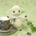 お茶会ひつじ・チョビ耳