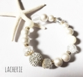 Cotton Pearl Healing BR「WHITE」