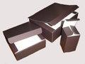 ギフト箱「お好みBOX」NO7(ブラウン) 100枚パック