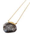 Black Tourmaline Necklace / 02104