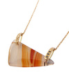 Montana Agate Necklace / 02101