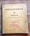 ✿スウェーデンのクロスステッチ図案集Monsterbok Korsstyng