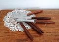 ✿木製ハンドルのナイフ