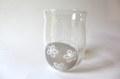 HANAグラス グレー*GLASS STUDIO BiBi