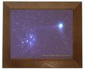 スバルとマックホルツ彗星
