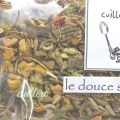 cuillereオリジナル オーガニックブレンドハーブティー ~ le douce souvenir ~ ブレンドハーブティー3点以上ご購入で定形外送料無料
