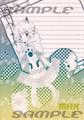 【委託品】モンハンクロス 3色グラデーション便箋(清谷はるか様)