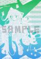 【委託品】オリジナル 3色グラデーション便箋(女の子)(清谷はるか様)