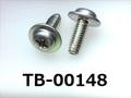 (TB-00148)鉄16A ヤキ  エスタイプ, 座付ナベ + 4×10