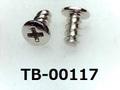 (TB-00117)鉄16A ヤキ ピータイプ #0-2ナベ+2×4