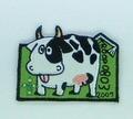 商品番号30 ワッペン cow