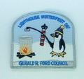 商品番号31 ワッペン  penguin
