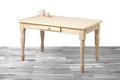 ダイニングテーブルS 無塗装組立キット