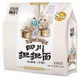 【川香厨房】四川担担面  红油味 干拌 5包装  净含量725g 即席麺 方便面- インスタントラーメン