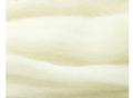 植毛ストレート ホワイト ハマナカ リアル羊毛フェルト