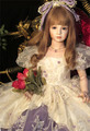 優香〈紫ドレス〉