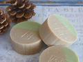 定番A)ClaySoapマルセイユ(ラベンダー微香)/手作り石鹸