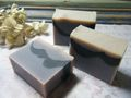 紫紺の石鹸(ラバンジン/微香)