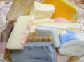 送料込み/切れ端とアウトレットソープのセット/ 手作り石鹸
