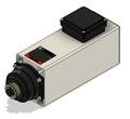 HSK40Cクイックチェンジ式スピンドルモータ6KW-18000RPM