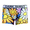 メンズボクサーパンツ DARKSHINY Flowers