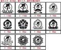 BOE3-001:タラーク/虚空蔵菩薩/丑・寅・台座1 干支梵字 ステッカー