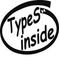 CIH-003:TYPES inside ステッカー(2マーク1セット)(HONDA・ホンダ)