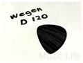 【1050円】Wegen Picks D120 Dipper トライアングル ピック 1.20mm ウェーゲン