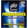 GHS Progressives 09-42 PRXL 009 Extra Light ガス プログレッシブ 680円