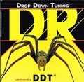 【真空パック】DDT13 DR Strings 13-65 Drop-Down Tuning Mega Heavy 850円
