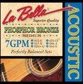La Bella ラベラ 7GPM 13-56 Phosphor Bronze Medium アコースティックギター弦 890円