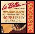 La Bella ラベラ 40PB 12-56 Golden Alloy Blueglass ブルーグラス アコースティックギター弦 900円
