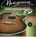 Magma Strings 11-52 GA130P Light EXTENDED LIFE COATED PHOSPHOR BRONZE マグマストリングス アコースティックギター弦 1100円