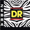ZAE-10 DR Strings ZEBRA 10-48 Acoustic-Electric String 1200円