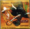 OPTIMA オプティマ 1727CL 11-50 アコースティックギター弦 1200円
