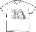 「TRICK orTREATs」Tシャツ