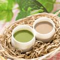 豆乳 お茶壺 ぷりん 6個入 (抹茶 3個、ほうじ茶 3個)