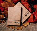 ノック・ブラウン(NOC on Wood (Brown) Playing Cards)